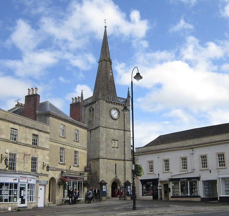 St Andrews Church Chippenham