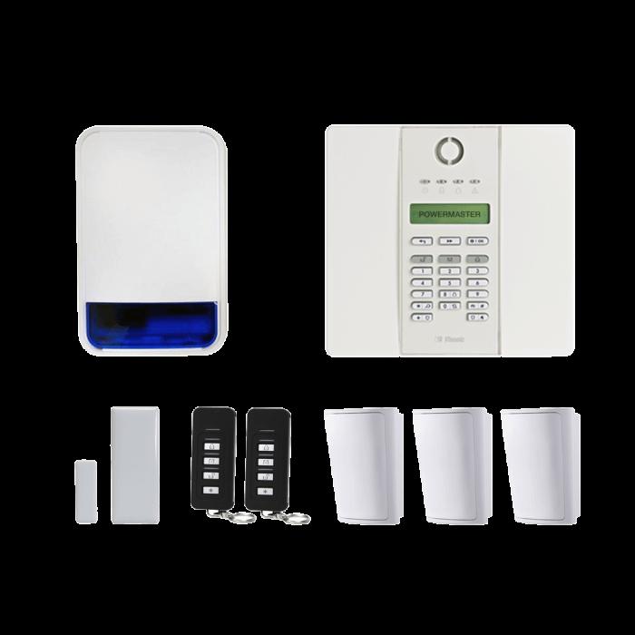 GTX Intruder Alarm System