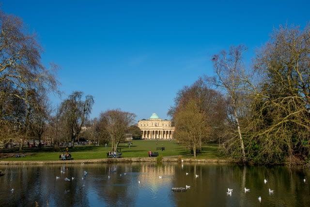 Cheltenham Pitville Park